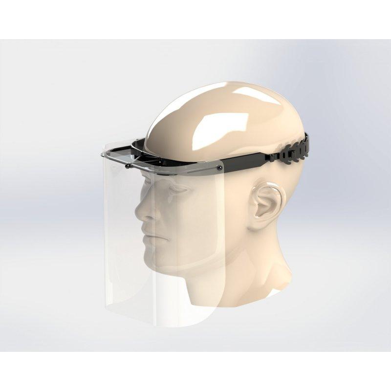 Gesichts-Visier, Cover Shield, Gesichts-Schutz